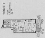 Landhaus Barbara Grundriss Wohnung 2
