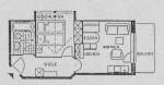 Grundriss Wohnung 7