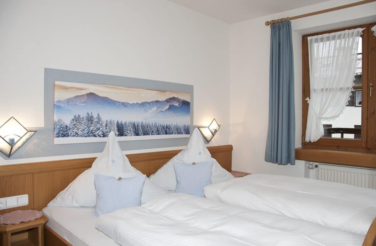 Schlafzimmer Ferienwohnung Igel Lodge | Landhaus Barbara
