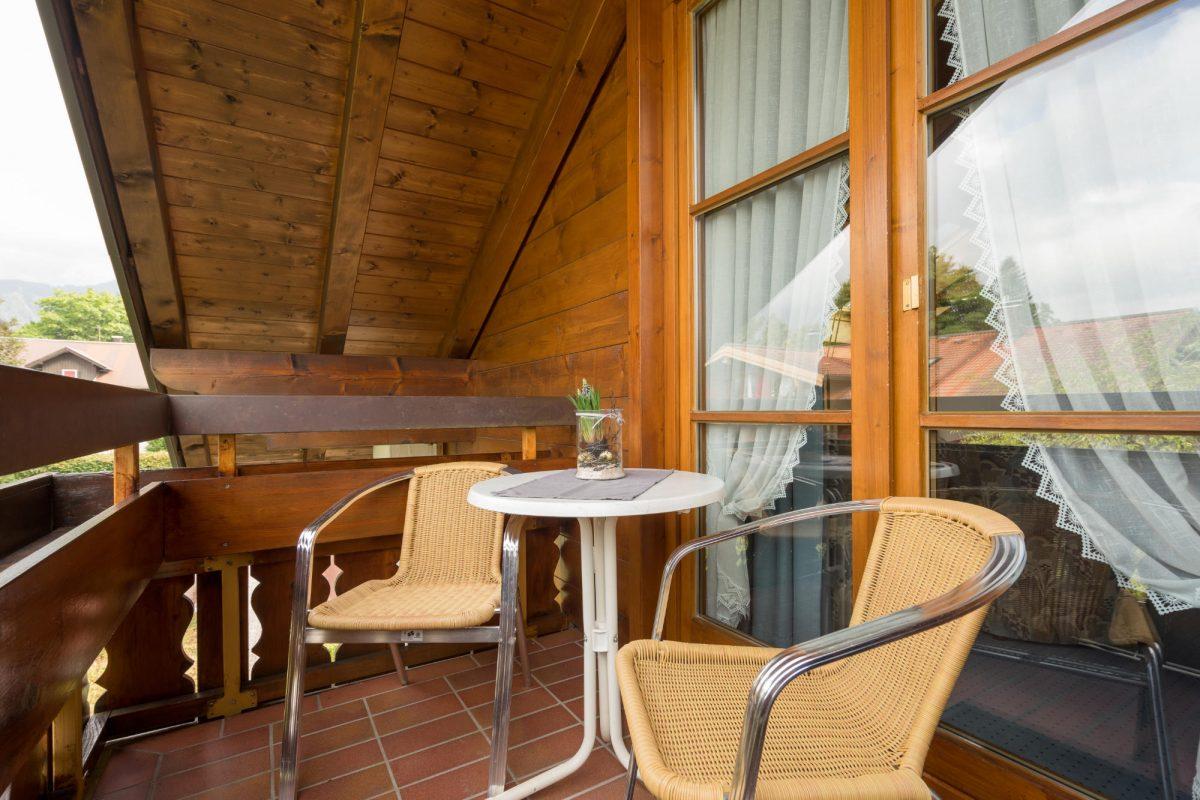 Ferienwohnung Hirsch | Landhaus Barbara