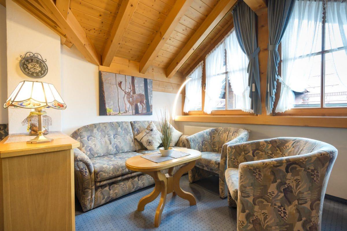 Ferienwohnung Rehbock | Landhaus Barbara
